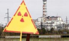 Sāk Černobiļas reaktora pārsegšanu ar jaunu milzu sarkofāgu