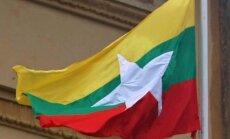 Pirms Obamas vizītes Mjanma paziņo par 452 ieslodzīto amnestiju