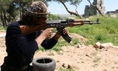 Maskava noraida ASV bažas par Krievijas militārās klātbūtnes palielināšanos Sīrijā