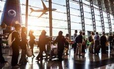 В аэропорту Риги совершил вынужденную посадку самолет Air France