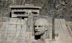 Foto: Ļeņina rēgi 100 gadus pēc Oktobra revolūcijas