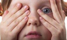 Trīs viltīgi triki, kuri palīdzēs bērnam uzvarēt pat visspēcīgākās bailes