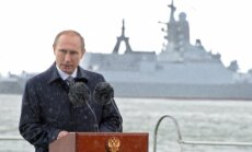 Путин: Россия не планирует участвовать в военных действиях на территории Сирии