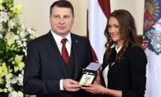 Foto: Prezidents pasniedz augstākos valsts apbalvojumus