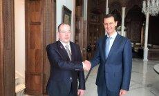 """""""Согласие"""" не будет оценивать визит Мамыкина в Сирию"""