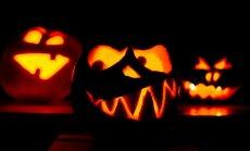 Parādi 'Delfi Aculieciniekam' Helovīna baiso tērpu vai neparastās dekorācijas