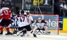 Daugaviņš atkal atnes Latvijai uzvaru pagarinājumā