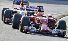 'Ferrari' atklājuši virsbūves krāsu, kas palielina jaudu