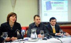 'Nepilsoņu kongress' sadarbojies ar dārgu un slavenu Londonas PR aģentūru