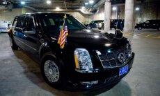 """""""Сейф на колесах"""" для президента США и другие лимузины мировых лидеров"""