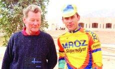 'Gada balva sportā' par mūža ieguldījumu – velomehāniķim Arkādijam Svecem