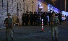 Попытка переворота: Турция закрыла свое воздушное пространство и Босфор для прохода танкеров