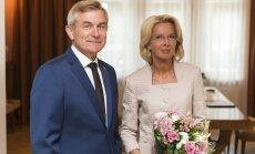 Enerģētikas drošība ir valstu kopīgā prioritāte, atzīst Latvijas un Lietuvas parlamentu priekšsēdētāji