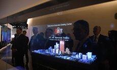 Президент Латвии договорился о создании в Риге исследовательского центра Samsung