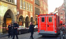 Nav informācijas par Minsterē cietušiem Latvijas valstpiederīgajiem