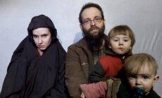 Pakistānā atbrīvo 2012. gadā 'Taliban' sagūstītus ziemeļamerikāņus
