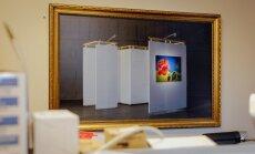 Latvija var! 'Jaudīgi' iekārtojot mākslas izstādes, iekaro Eiropas tirgu