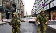 Norvēģijai draud Sīrijā karojušo teroristu uzbrukums