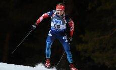 Timofey Lapshin Biathlon