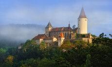 Krivoklatas pils – Čehijas viduslaiku pērle netālu no Prāgas