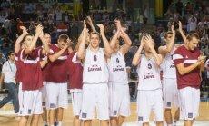 Latvijas U-20 basketbolisti Eiropas čempionātu noslēdz ar zaudējumu un ieņemtu 16.vietu