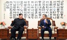 Ким Чен Ын пообещал Южной Корее закрыть ядерный полигон в мае