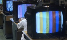 Ukrainas telekanālam 'Inter' draud slēgšana par Krievijas estrādes izpildītāju rādīšanu