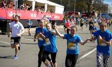 'Lattelecom' Rīgas maratons aicina skolēnus sacensties Latvijas Skolu kausā