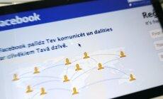'Facebook' iesūdzēts tiesā par sociālā tīkla lietotāju privāto vēstuļu nodošanu reklāmdevējiem