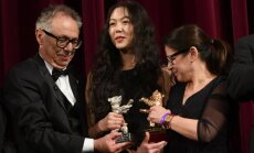 Foto: Berlīnes kinofestivāla 'Zelta lāci' saņem ungāru režisores filma