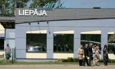 Pagarināts Liepājas lidostas attīstības projekta īstenošanas termiņš