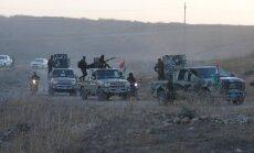 ASV atbalstītie kaujinieki plāno sākt otro posmu Rakas atbrīvošanā no džihādistiem