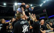 Čempionu tituls ir izcils visas komandas nopelns, pauž Gailītis