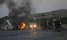 Afganistānā talibu grupējumu savstarpējās kaujās krituši 200 kaujinieki