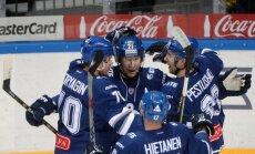 Maskavas 'Dinamo' KHL mačā uzveic Rīgas 'Dinamo' pretinieci cīņā par 'play-off' 'Slovan'