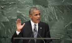 """Обама: Россия пытается """"вернуть былую славу"""" силовым путем"""