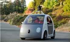'Ford' un 'Google' apvienojas bezpilota automobiļu izstrādei