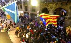 Spānijas premjers aicina uz dialogu Katalonijas neatkarības jautājumā