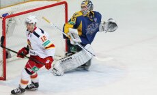 KHL rekordu uzstādījušais Mozess atstājis Helsinku 'Jokerit' komandu