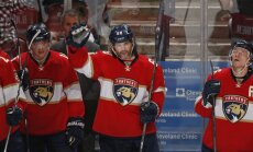Florida Panthers right wing Jaromir Jagr