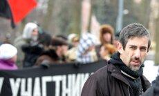 Jānis Kučinskis: Ja pastāvošo režīmu nemainīs paši latvieši, to izdarīs Lindermans