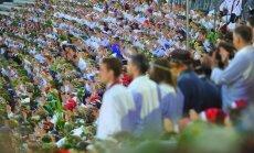Deputāti un LDDK nepanāk vienošanos Dziesmusvētku brīvdienu jautājumā