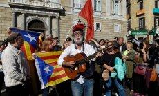 Spānijas tiesa aptur Katalonijas neatkarības deklarāciju