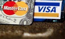 Ar bezkontakta kartēm bez PIN ievadīšanas varēs norēķināties līdz 25 eiro