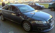 Kā Krievijā cīnās pret 'lopiem', kas parkojas nepareizā vietā