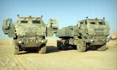 Mosulas un Rakas kampaņu spēcīgā aizmugure: ASV raķešsistēma HIMARS