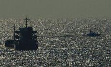 Izraēlas jūras spēki aizturējuši aktīvistu kuģi, kas devās uz Gazas joslu