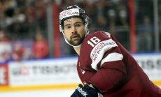 Hārtlijs izvēlējies Latvijas hokeja izlases kandidātus spēlei ar Kanādu