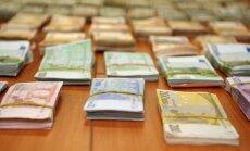 Vērienīgajā Igaunijas naudas atmazgātāju lietā Latvijā nopratinātas vairāk nekā 20 personas