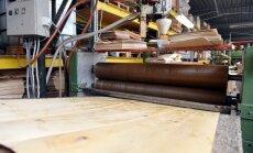 Foto: Mēbeļu ražotājs 'Dižozols plus' investē 1,6 miljonus eiro ražotnes efektivizācijā